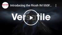 Ricoh IM 550F